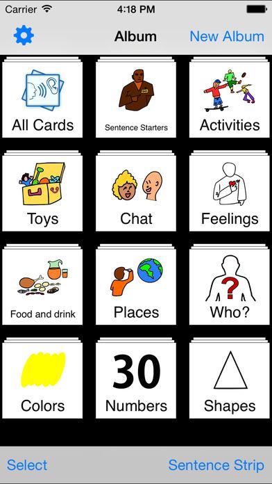 Picture Card Maker PLUS iPhone Screenshot 1