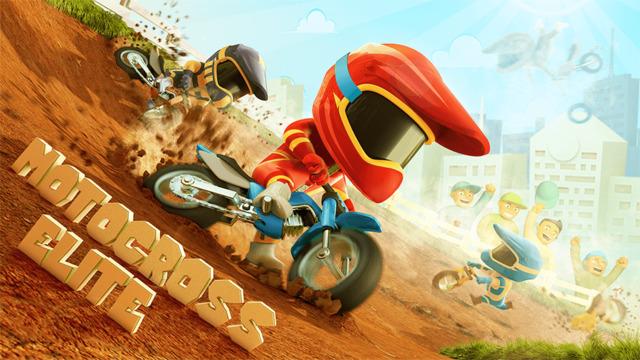 《摩托竞速 - 越野精英 Motocross Elite [iOS]》