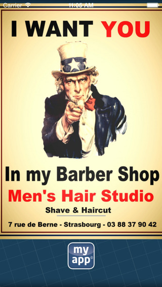 Men's Hair Studio Strasbourg