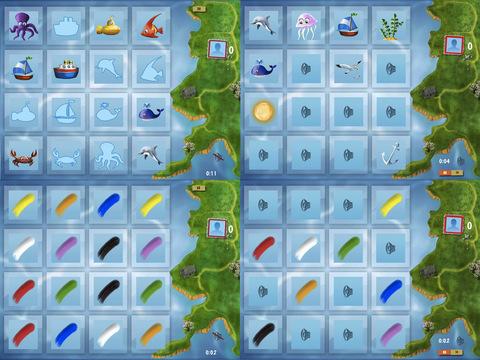 Edu Cards for Pre-school Kids iPad Screenshot 2
