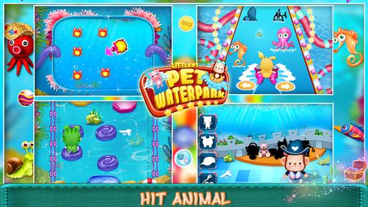 Pet Waterpark Game
