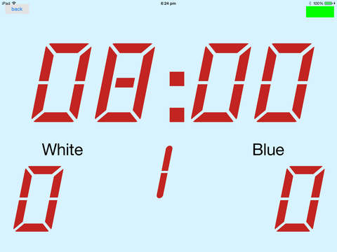 Waterpolo Game Clock