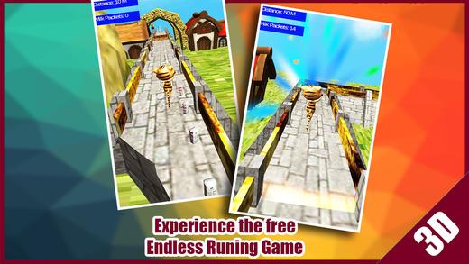 Kitty Obstacle Run 3D