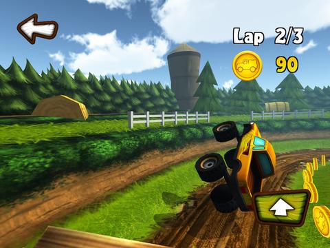 Скачать Fun Kid Racing 3D