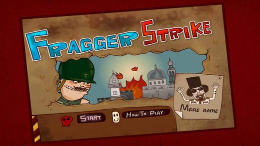 Fragger Strike