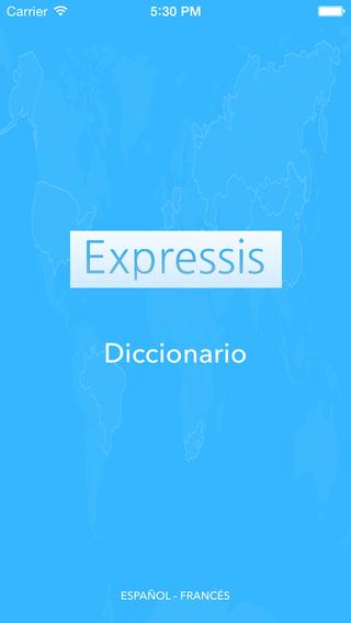 Expressis Dictionary – Français-Espagnol Dionnaire des termes de affaires. Expressis Dictionary – Es