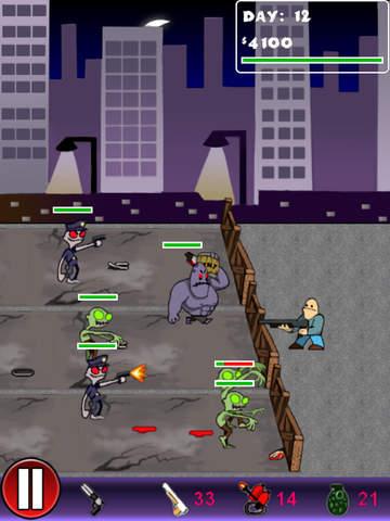 玩免費遊戲APP|下載Zombie Defense - 30 days survival app不用錢|硬是要APP