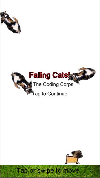 Falling Cats on Pug