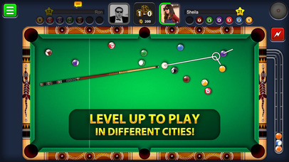 Screenshots of 8 Ball Pool™ for iPhone