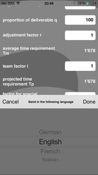siaFee iPhone Screenshot 5
