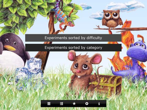 Experia Kids – the great childrens experiment collection. Have fun and learn something about chemist