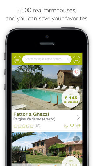 Agriturismo.it - All the best farmhouses in Italy