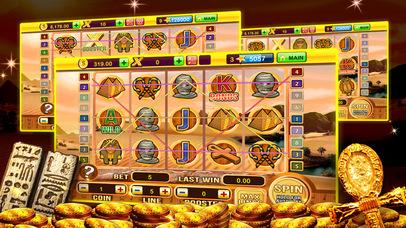 Screenshot 5 A Pharaoh's Gold Las Vegas Progressive Casino Slots