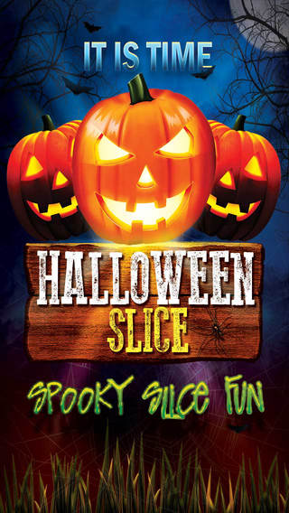 Halloween Slice FREE - Spooky Pumpkin Slasher Attack