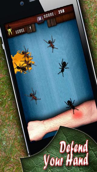 Ant Hitter Free