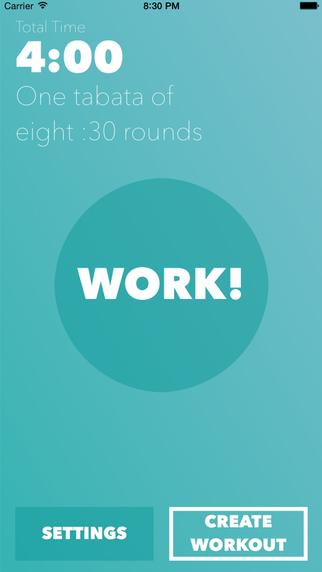 Work: Best Free Workout Timer