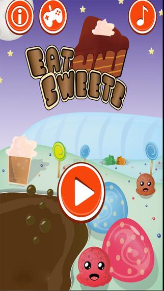 Eat Sweets Fun Game