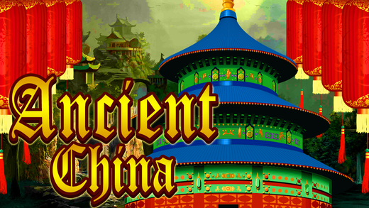 Ancient Let it Red with China's Temple of Card House Casino Games Free