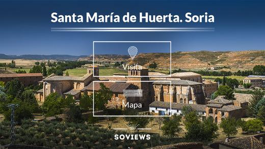 Monastery of Santa María de Huerta