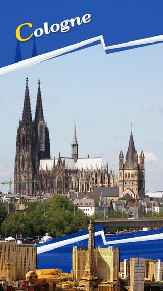 Cologne Offline Travel Guide
