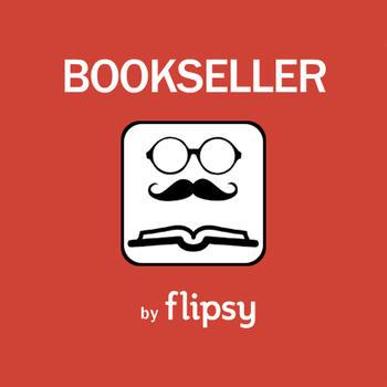 Flipsy Bookseller LOGO-APP點子