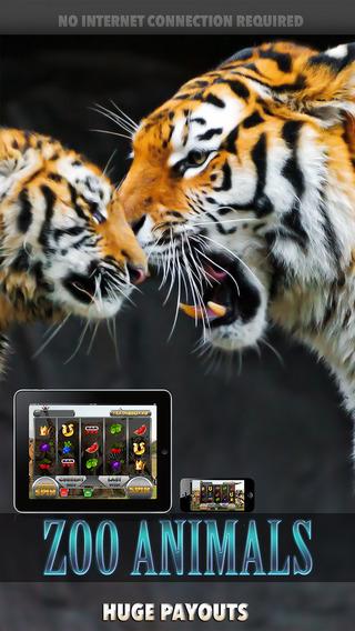 Zoo Animals Slots 2 - FREE Slot Game Vegas Casino