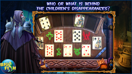 League of Light: Wicked Harvest - A Spooky Hidden Object Game (Full) Games for iPhone/iPad screenshot