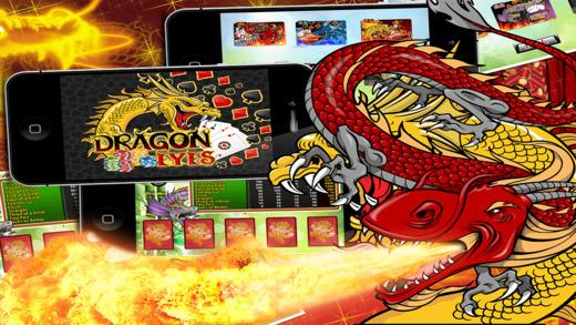 Dragon Eyes Free – Exclusive Video Poker Game