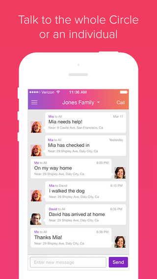 Life360 - Family Locator, Messaging and More 社交 App-愛順發玩APP