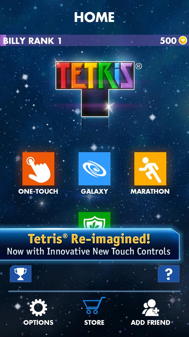 TETRIS® FREE  Screenshot