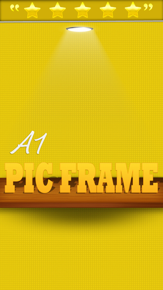 A1 Pic Frame collage