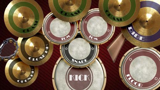 Aero Drum Kit Pro