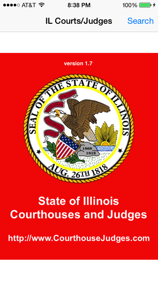 Illinois Judges Courthouses