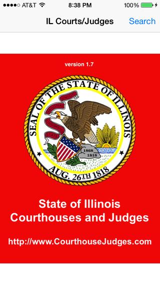 Illinois Judges Courthouses