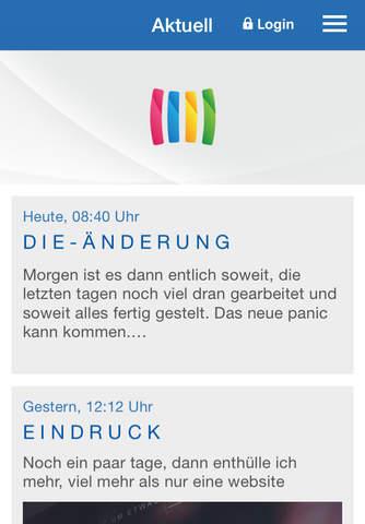 Panic-Graphic Berlin screenshot 1