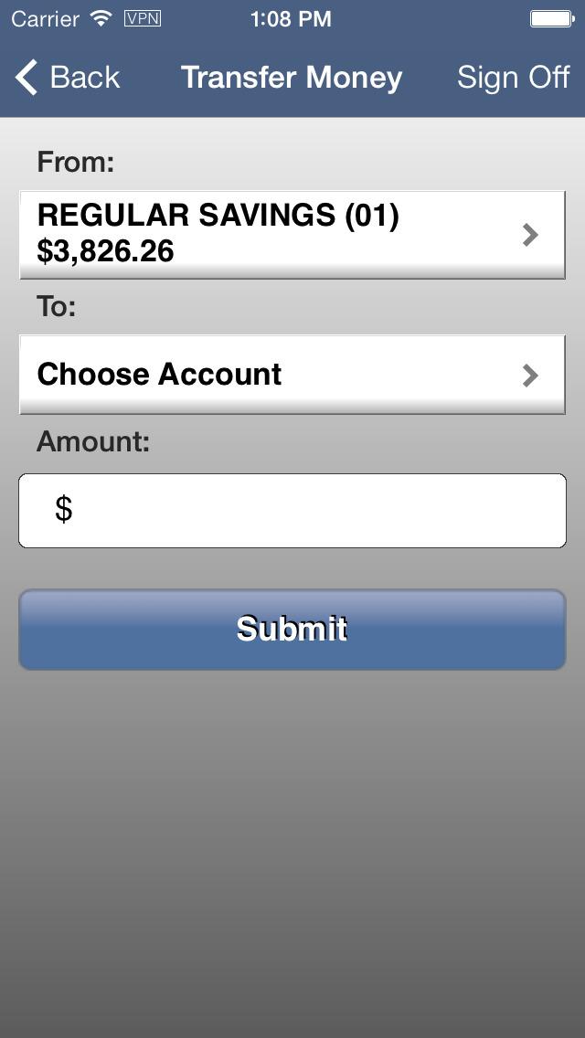 Navigator Credit Union Mobile Banking screenshot 4