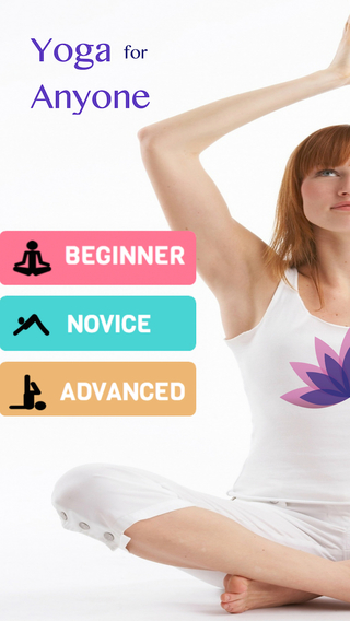 Yoga Studio Workout - Pocket Poses for Beginner Novice and Advanced