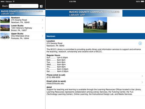 Bucks Mobile iPad Screenshot 2