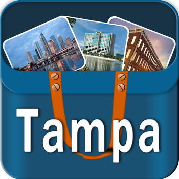 Tampa Offline Map City Guide 交通運輸 App LOGO-APP開箱王