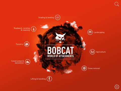 Bobcat World of Attachments