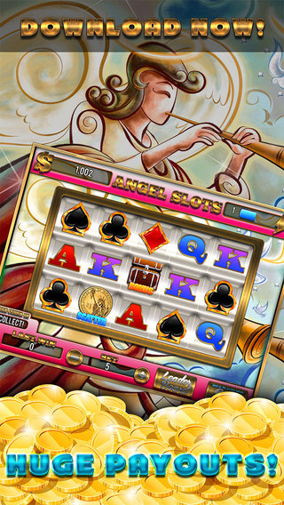 Angel Slots - Best Slots Star Casino Mania