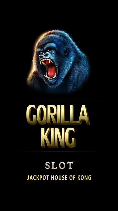 Screenshot 5 Слоты Gorilla King : Джекпот Дом Kong — Fun 777 Лас-Вегас Игровые автоматы