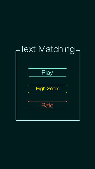 Text Matching