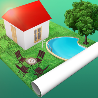 Home design 3d outdoor garden on the app store on itunes for Home design 3d 5 0 crack