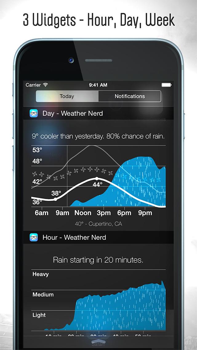 Weather Nerd screenshot 4