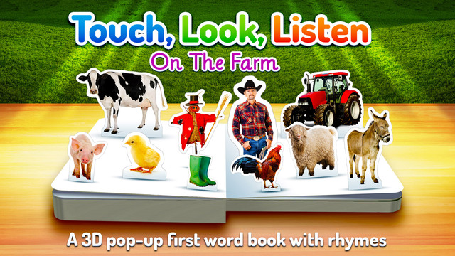 On The Farm ~ Touch Look Listen