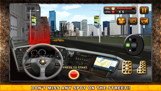 Dump Garbage Truck Simulator – Drive your real dumping machine clean up the mess from giant city