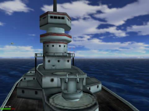 Zero Hour - Battleship Defender iPad Screenshot 4