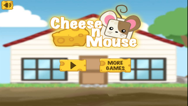 Cheese and Mouse Fun Kids Game