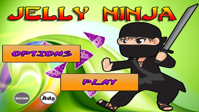 Jelly Ninja - Don't Be Clumsy And Splash The Fruit Bombs
